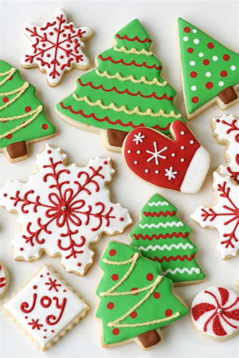 christmas decorated cookies pictures www indiepedia org