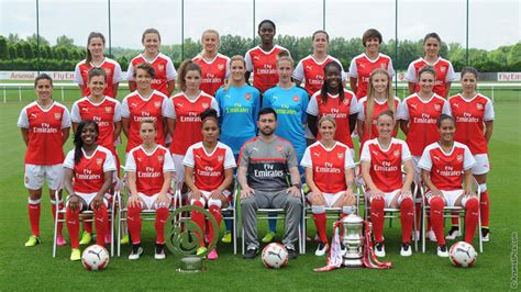 arsenal ladies arsenal ladies new squad picture news arsenal com