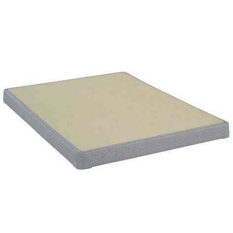 Low Mattress by Sealy Low Profile California King Box 61878632