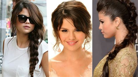 how to do hairstyles like selena gomez selena gomez s new best hair styles 2017 selena gomez