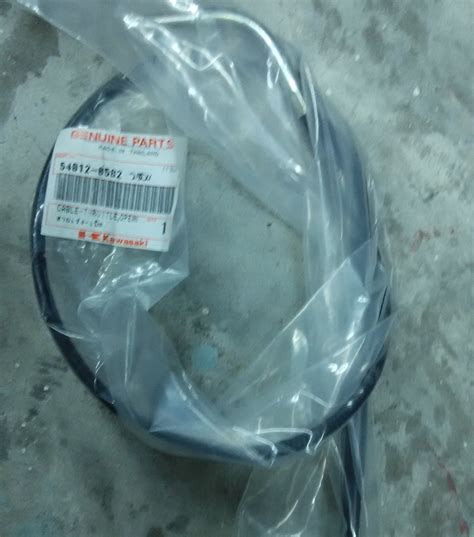 Kabel Kopling R25 Yamaha Genuine Parts Accessories cable throttle closing