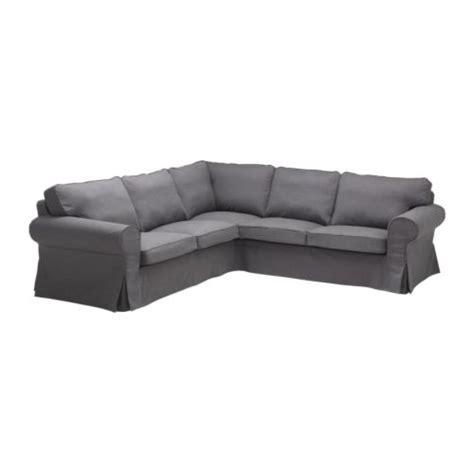 grey ektorp sofa home furnishings kitchens appliances sofas beds