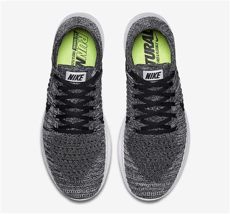 Nike Free Rn Flyknit Oreo nike free rn flyknit oreo sneaker bar detroit