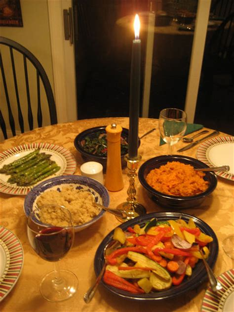 traditional thanksgiving dinner healthy eating