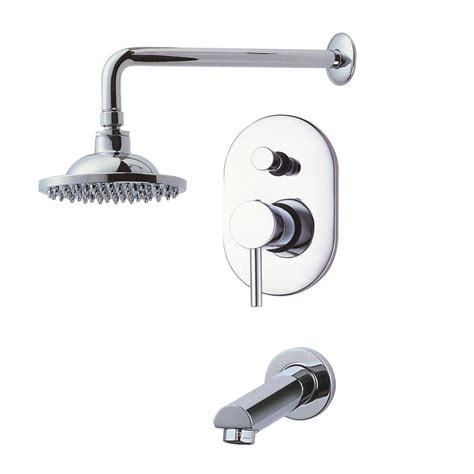 Fw3003a Concealed Bath And Shower Mixer Bacera Bathroom Shower Mixer