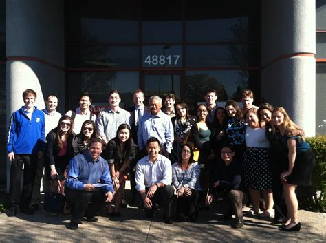 Creighton Mba Graduation by Creighton Bluejays Business Students Tour Dcl Dcl