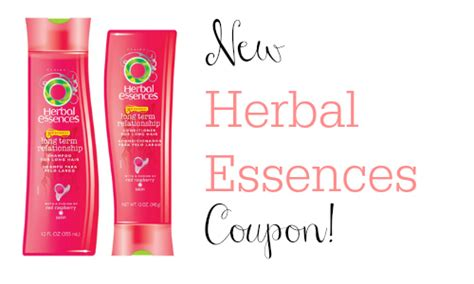 herbal essences shoo coupon 0 49 each at new herbal essences coupon