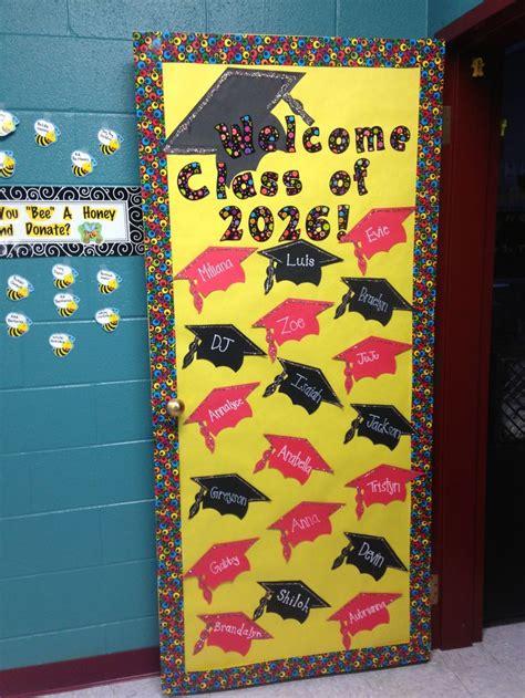 new year class decorations beginning of the year kindergarten door this welcomes