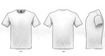 White Shirt Template by Inklings Let The Monsters In Your Run Free