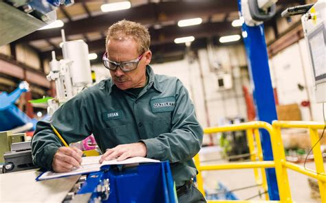 Mba Ms In Manufacturing Engineering careers hazelett corporation