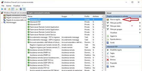 emule configurazione porte come configurare le porte di emule con windows firewall