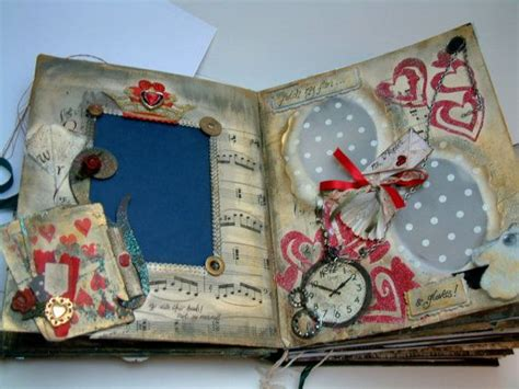 Handmade Scrapbooks - 32 best images about handmade scrapbooks on