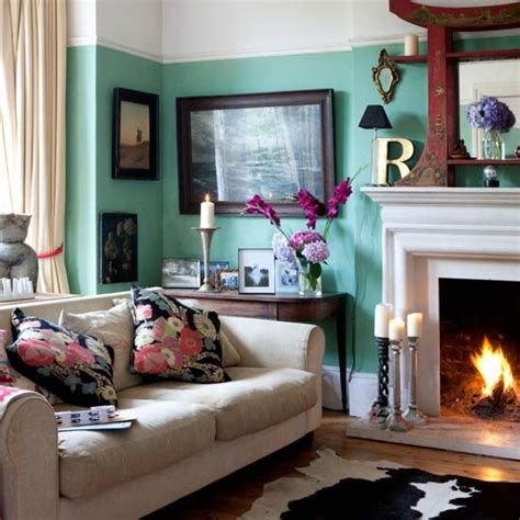 Home Decor Magazines Uk by Living Room Eclectic Victorian Villa House Tour