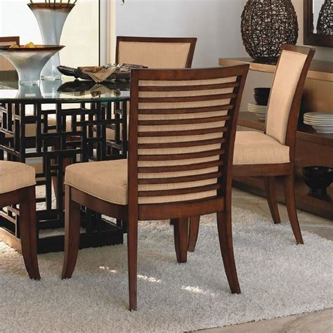 tommy bahama home ocean club kowloon dining chair assembly required 536 882 01