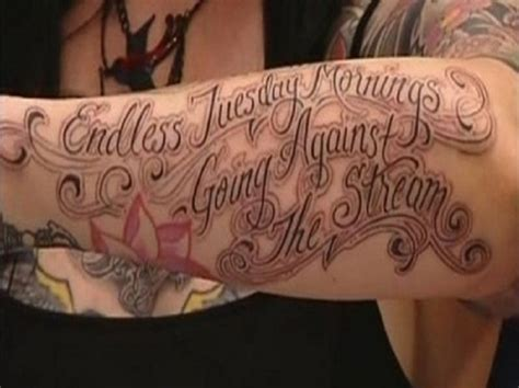 inspiring la ink tattoo quote ideas pictures fashion gallery