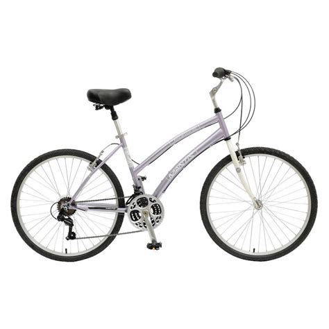 comfortable bike mantis premier 726l comfort bicycle 26 in wheels 17 in