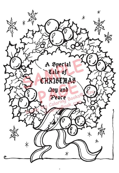 Twas The Before Coloring Pages Coloring Books The Night Before Christmas By Clement C by Twas The Before Coloring Pages