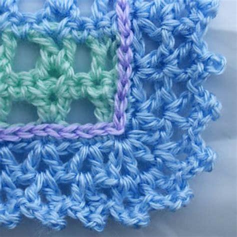 image edge pattern free pattern 20 beautiful crochet edging patterns