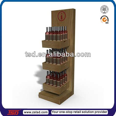 tsd w252 shop retail wooden mdf wine display wood