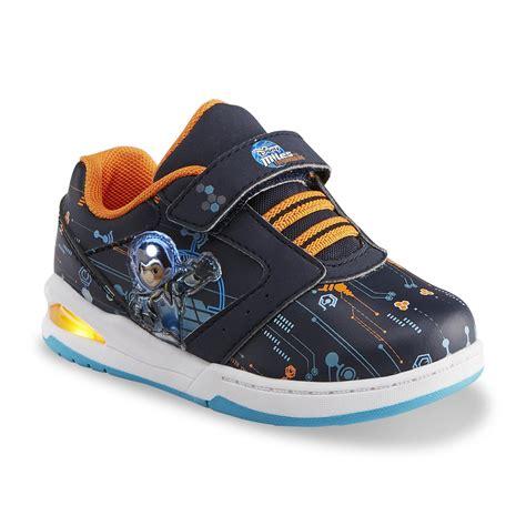 toddler boy sneakers disney toddler boy s from tomorrowland navy orange