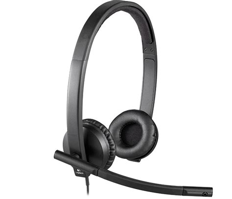Headset Bluetooth Logitech logitech h570e headset for comfort at an affordable price