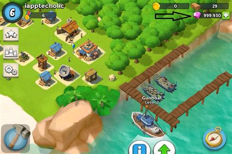 boom beach hack unlimited diamonds coins and woods boom beach hack get free gems any time