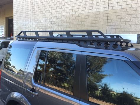 Discovery Roof Rack by Land Rover Discovery 3 4 4dr 4wd 04 05on Rhino Pioneer