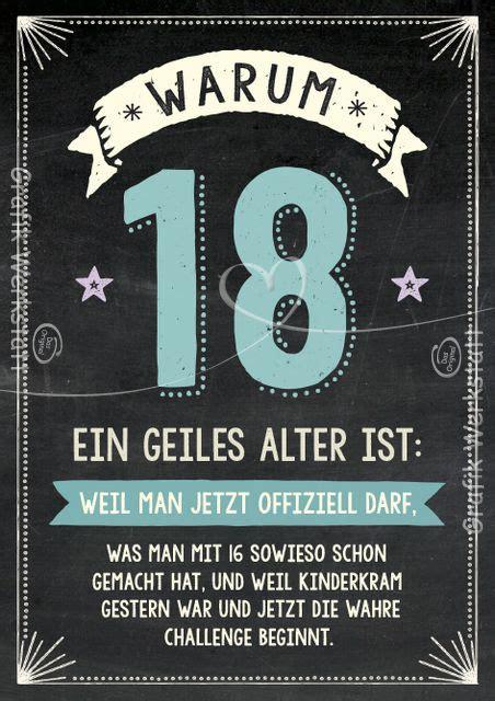 37 besten 18 geburtstag bilder auf - Grafik Werkstatt 18 Geburtstag