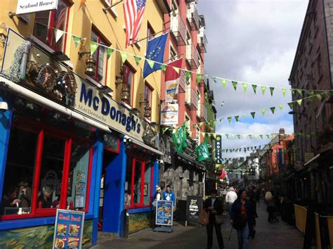 Apartment Tips Getting To Know Galway Ireland In Photos Stop Having A
