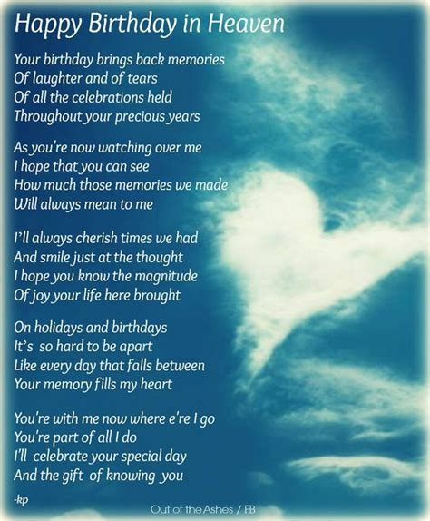 Happy Birthday In Heaven Quotes From Happy Birthday Quotes For Brother In Heaven Image Quotes