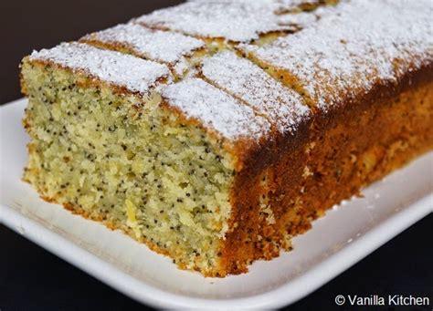 marillen mohn kuchen no plain vanilla kitchen backzeit zitronen mohn kuchen