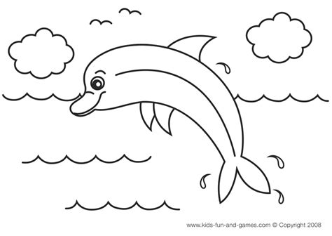 cute dolphin coloring page free coloring pages of baby dolphins