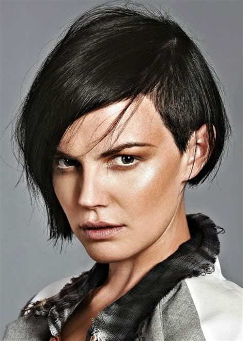 side shaved bob women s alternative medium haircuts wardrobelooks com