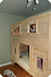 how to build bunk beds introducing diy bunk beds