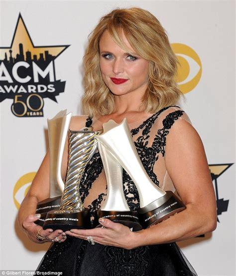 country music awards 2013 uk tv miranda lambert wins three times at 50th annual acm awards