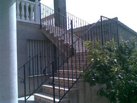 barandilla escalera exterior cerrajer 237 a gil carpinter 237 a de hierro y aluminio vall d