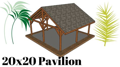 Patio Design Plans Free Outdoor Pavilion Plans How To Build An Outdoor Pavilion Free Gazebo Plans Pinterest