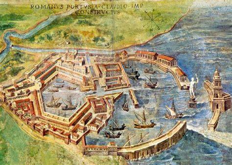 porto di ostia antica visita guidata il porto di traiano
