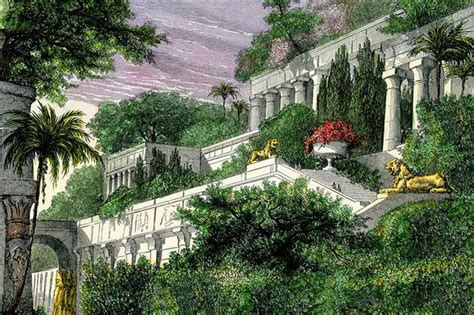What Are The Hanging Gardens Of Babylon by Truth2power Media Hanging Gardens Of Babylon One