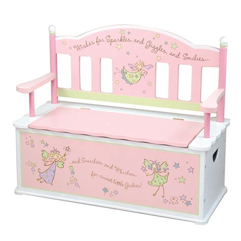 princess storage bench fairy wishes dress up storage chest a dress up trunk that