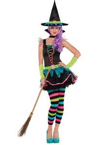 city costumes for halloween teen neon witch costume 997499 fancy dress ball