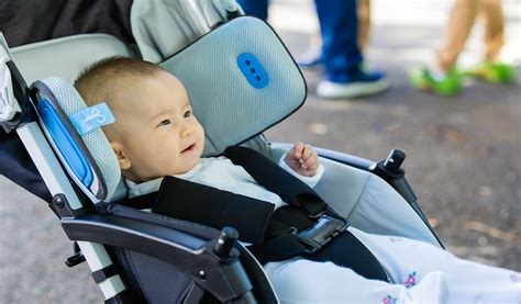 Air filter for strollers creates clean air cloud to protect babies   Springwise