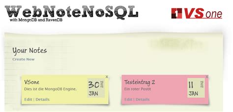 repository pattern nosql introducing webnotenosql johannes blog
