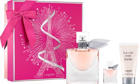 Lancome Set lancome la vie est l eau de parfum spray gift set