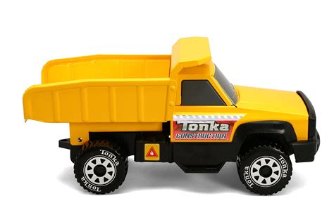 tonka truck tonka steel quarry dump truck vehicle ebay