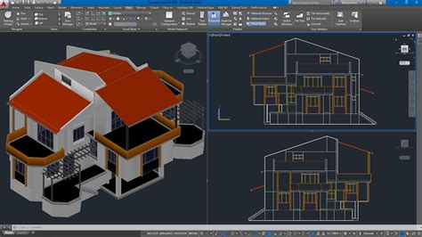 home design 3d export to cad autocad convert 3d into 2d object 1 youtube
