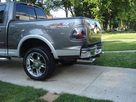 2003 ford f150 wheels what size wheels fit 2003 f150 autos weblog