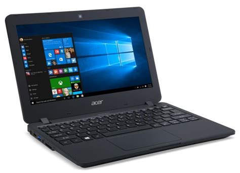 Laptop Acer Travelmate B117 acer introduces travelmate b117 notebook for education liliputing
