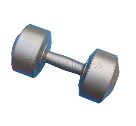 Dumbell Plastik Win Dumbell Plastik 4kg Silver Toko Alat Fitness
