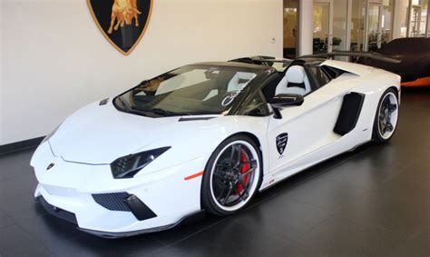 For Sale Lamborghini Aventador Unique 2014 Lamborghini Aventador Roadster For Sale Gtspirit